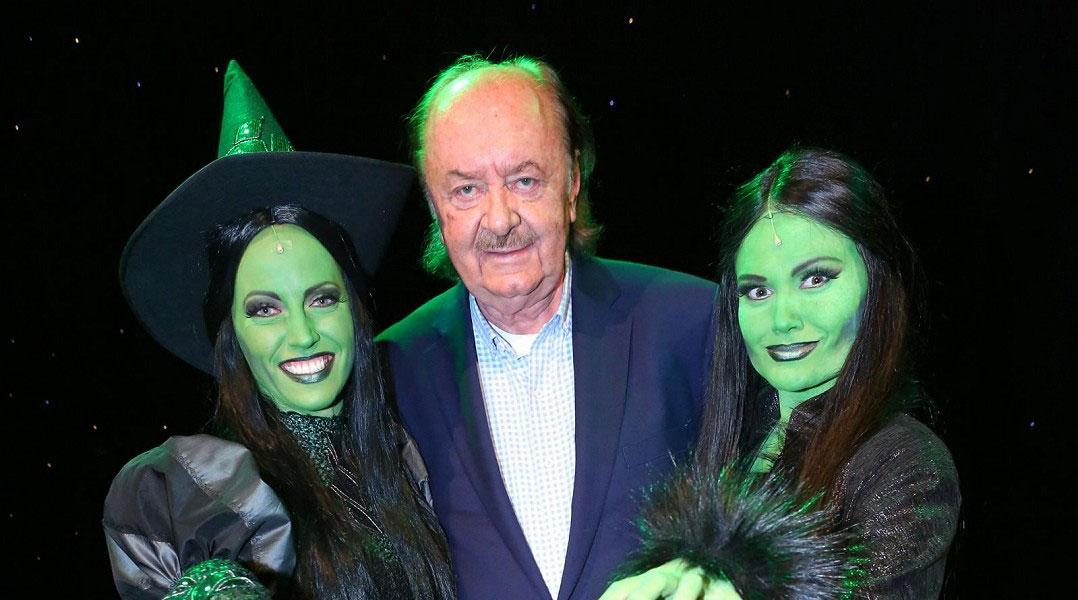 Dobrá zpráva z Čarodějky: V Janečkově divadle se objeví jeho nejslavnější hvězda