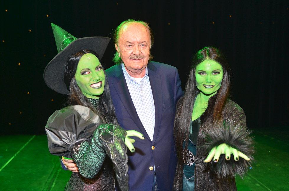 Janečkova nejvnadnější Čarodějka Ochmanová: Přes poleptané hlasivky k roli snů!
