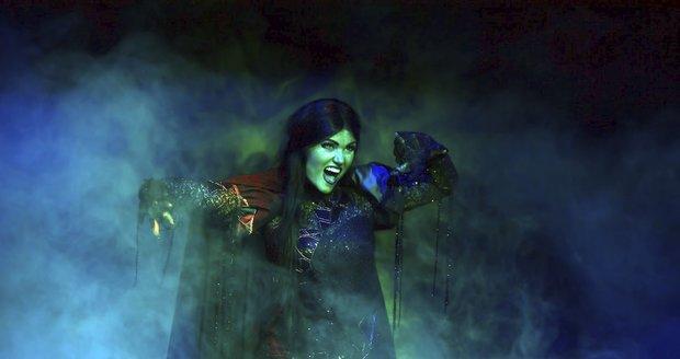 Česká premiéra jednoho z nejúspěšnějších muzikálů se blíží: Takhle vypadá Čarodějka!