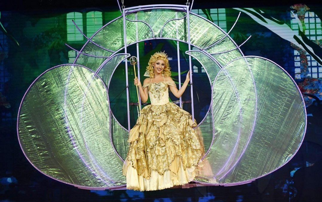 Takhle jí sluší kostýmy Čarodějky: Natálie Grossová bude v novém muzikálu úchvatná