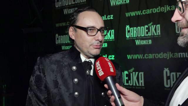 Marian Vojtko na narozeninách Františka Janečka: Za dárek bych rád roli!